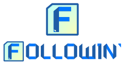 Logo Followin'